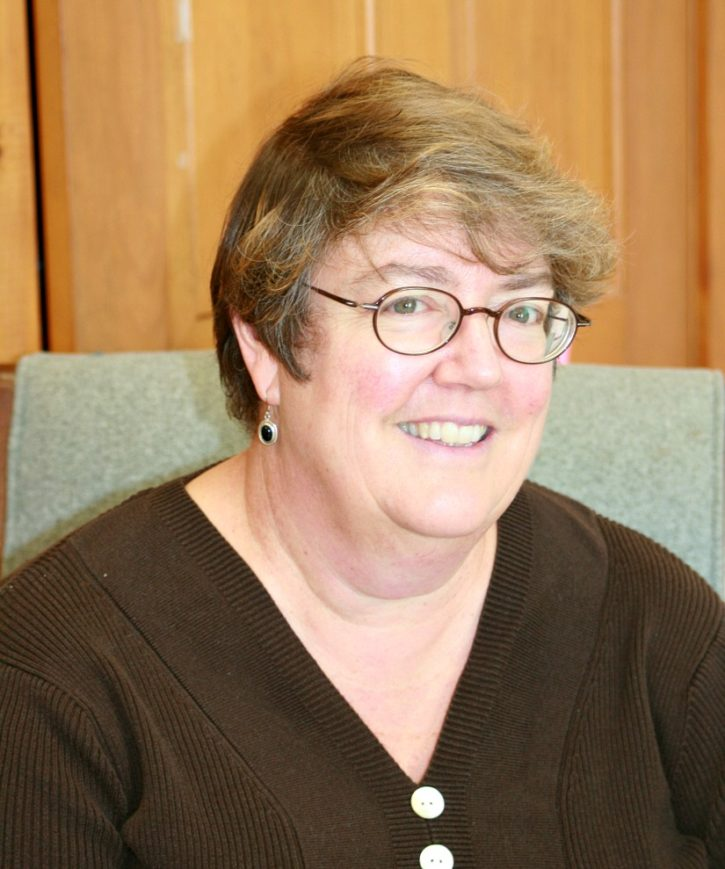 The Rev. Dr. Sue Foster