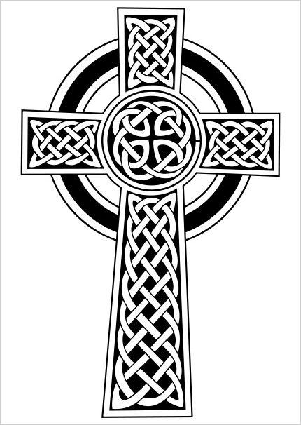 Символ лесбиянок кельтский крест